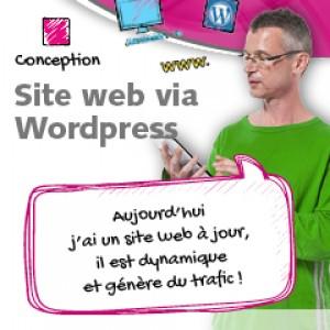 Accéder à la formation WordPress