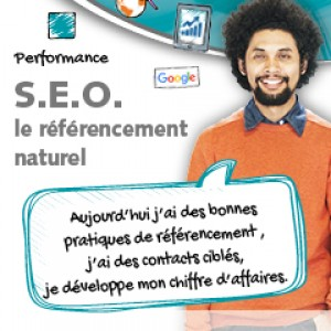 Accéder à la formation en Search Engine Optimization