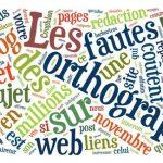 Réforme orthographique et rédaction web SEO