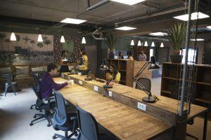 L'usine / Sainte-Marie / Espace de coworking
