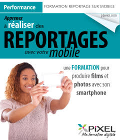 formation reportage mobile
