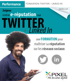 formation twitter linkedin