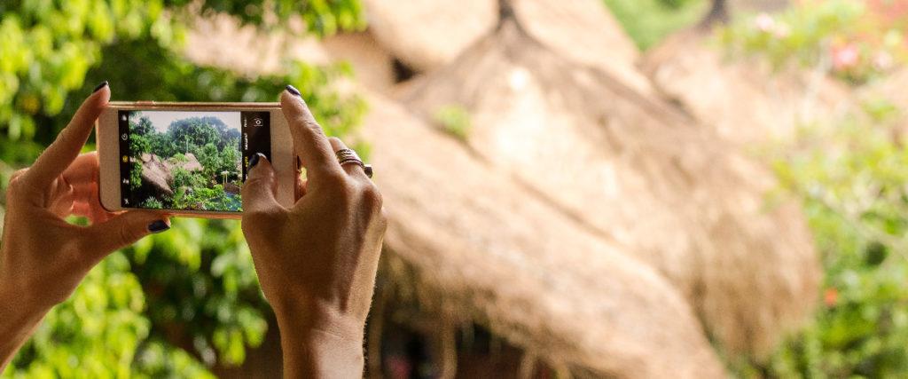 Mise au point focus en photographie