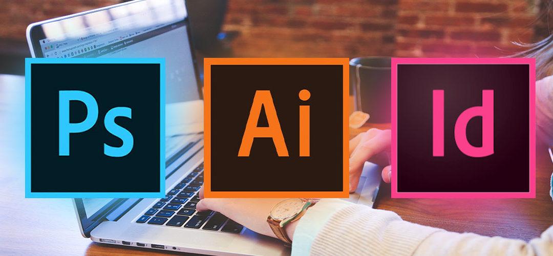 Quelles sont les différences entre Photoshop, Illustrator et InDesign ?