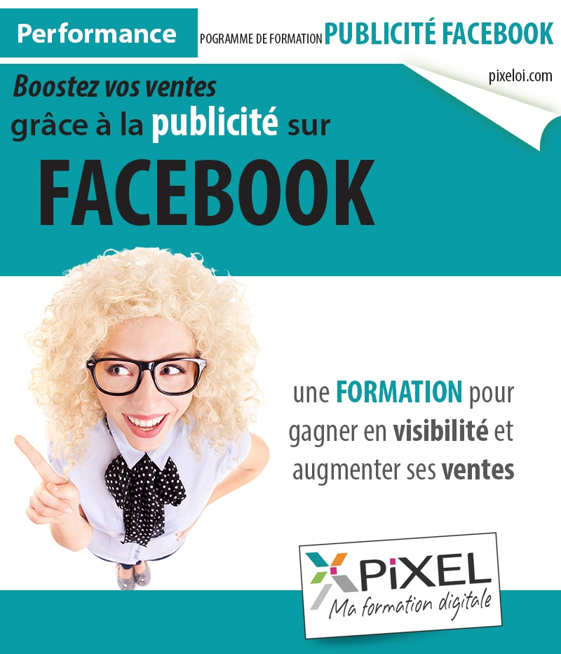 Formation Publicité Facebook Ads