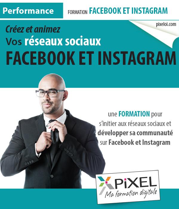 Formation Réseaux sociaux social media management