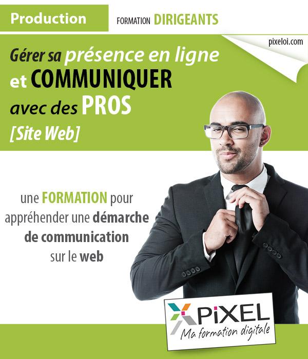 Formation création de site internet wordpress pour les chefs d'entreprise