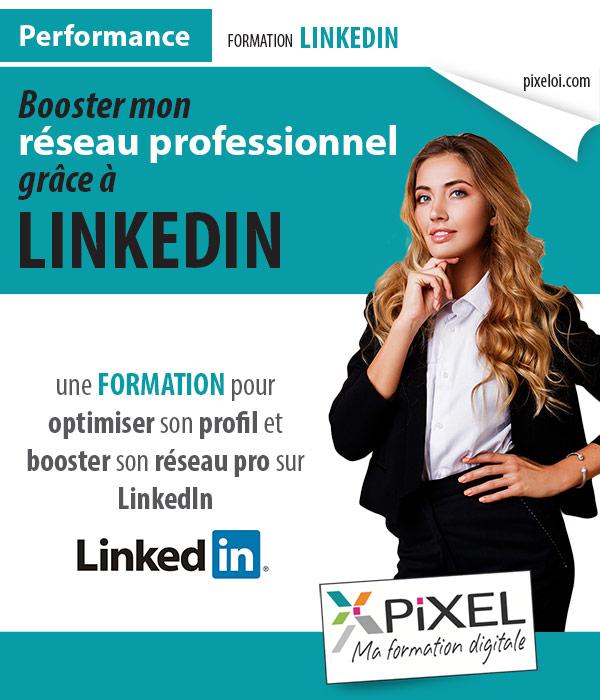 Formation Linkedin à la Réunion