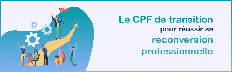 CPF de transition pour reconversion professionnelle, financement formation à la Réunion