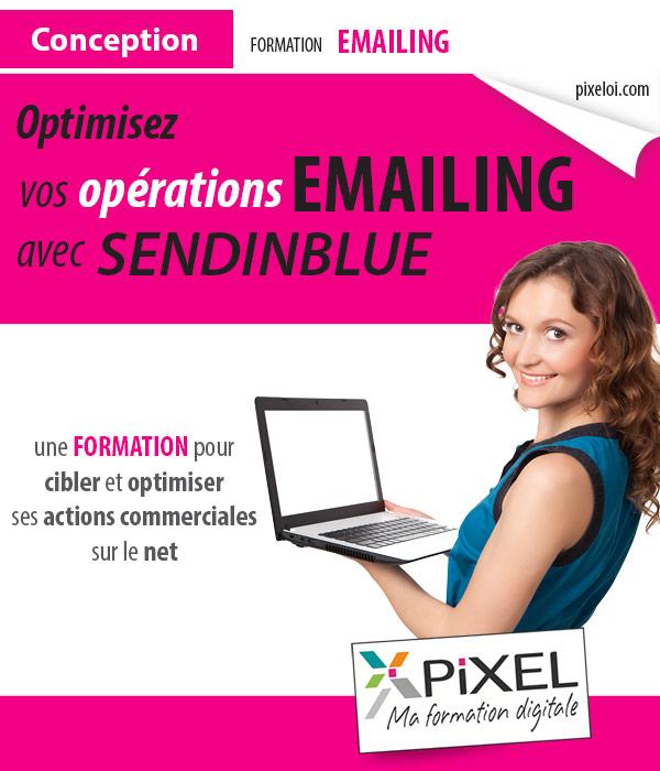 emailing sendinblue