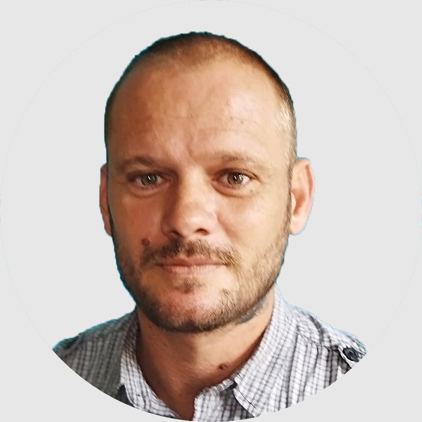Damien Dargent Formateur à la Réunion