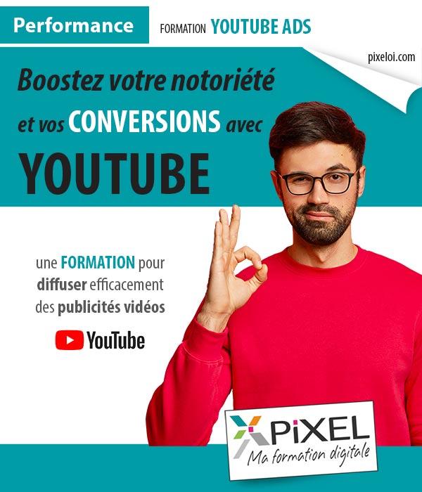 Formation Youtube ads à la réunion